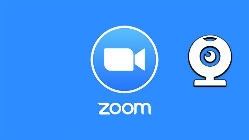 Cách bật, mở Camera trên phần mềm Zoom Meetings