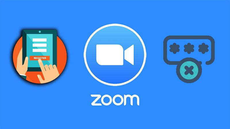 2 Cách sửa lỗi không đủ điều kiện đăng ký vào Zoom