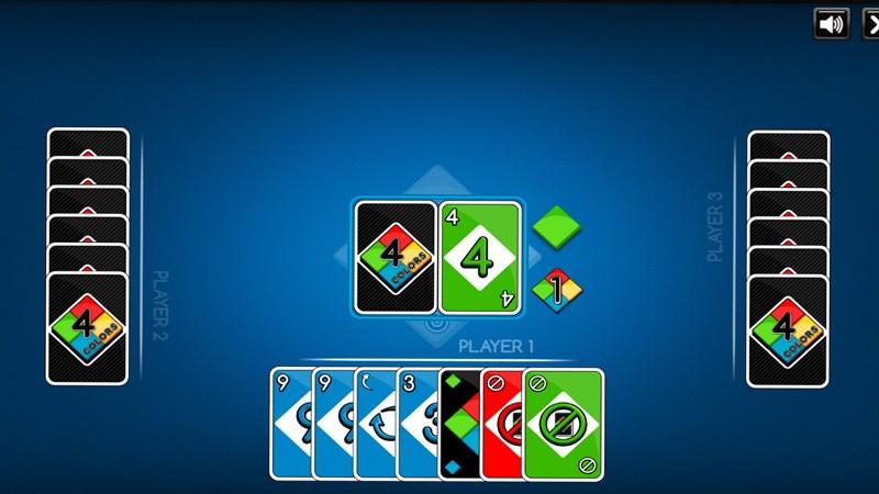 Bốn màu