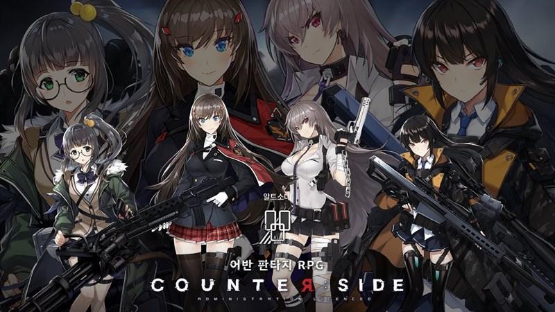 Đội hình Counter Side hoàn chỉnh