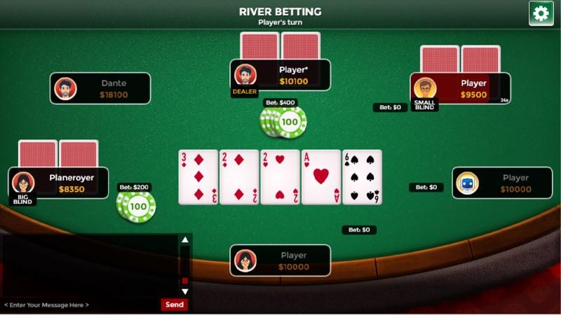 Poker cùng bạn
