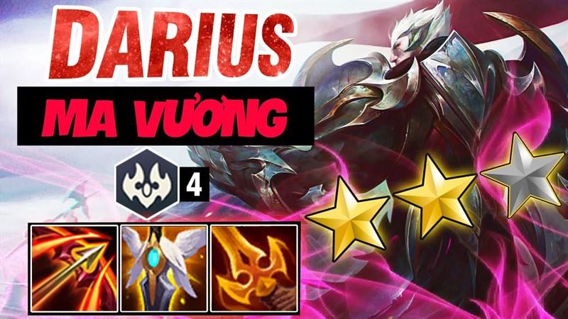 Darius sẽ là chủ lực hàng phòng thủ của đội hình