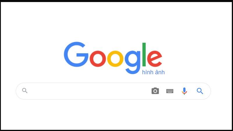 Vào trang web Google Image
