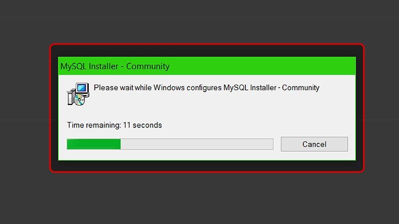 Sau khi tải về nhấn đúp vào file vừa tải và đợi một chút để chương trình chuẩn bị cài đặt