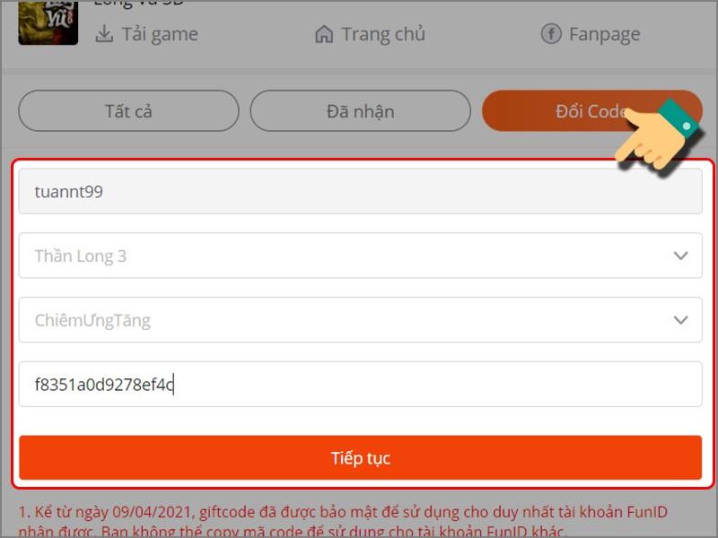 Tổng hợp code mới nhất Long Vũ 3D Code-long-vu-3d-moi-nhat-cach-nhan-va-nhap-code-3-800x600