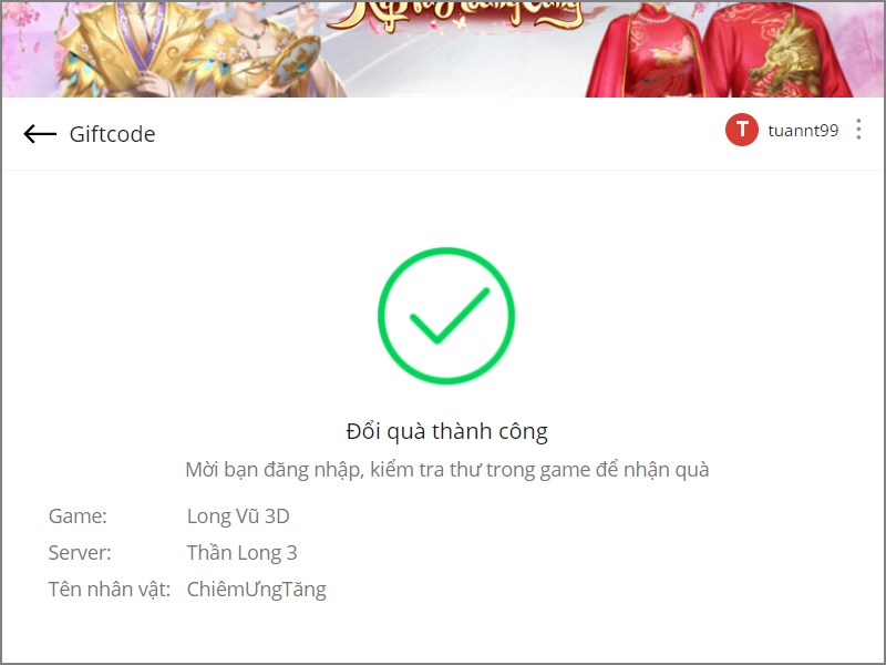 Tổng hợp code mới nhất Long Vũ 3D Code-long-vu-3d-moi-nhat-cach-nhan-va-nhap-code-4-800x600