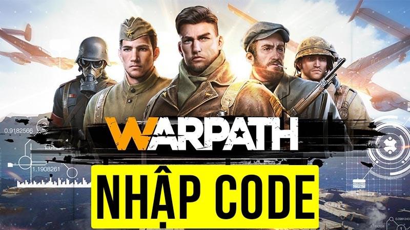 Giftcode game Warpath mới nhất