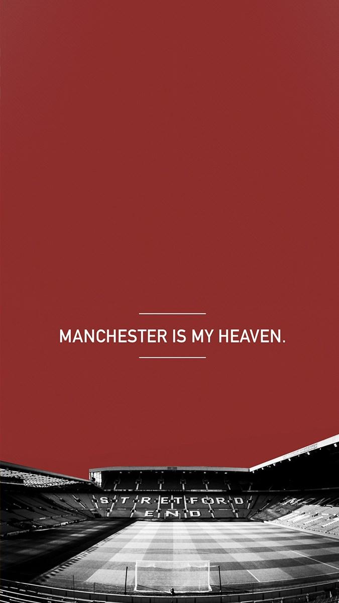 Hình nền câu lạc bộ Manchester United - 13 (Kích thước: 1080 x 1920)