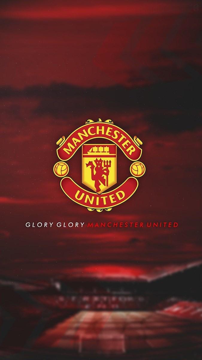 Hình nền câu lạc bộ Manchester United - 15 (Kích thước: 1080 x 1920)