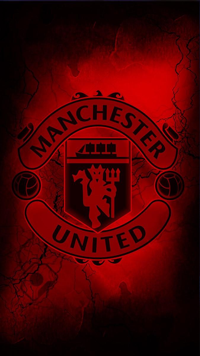 Hình nền câu lạc bộ Manchester United - 3 (Kích thước: 1080 x 1920)