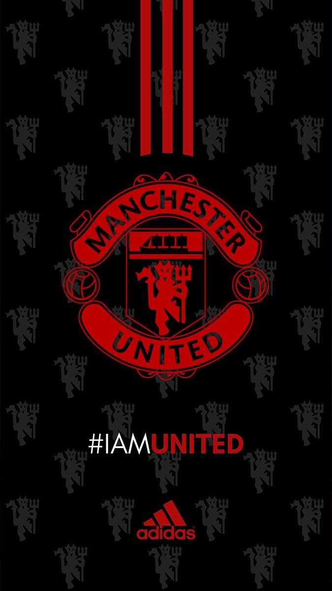 Hình nền câu lạc bộ Manchester United - 5 (Kích thước: 1080 x 1920)