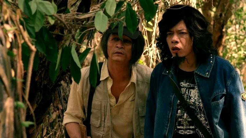 Thái Hòa đảm nhận vai Thái