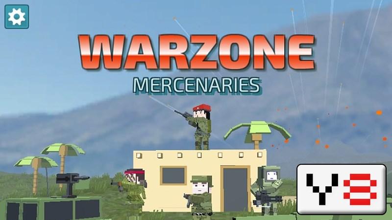Tổng hợp 24 game chiến tranh Y8.com | Game Y8 bắn súng 2 người