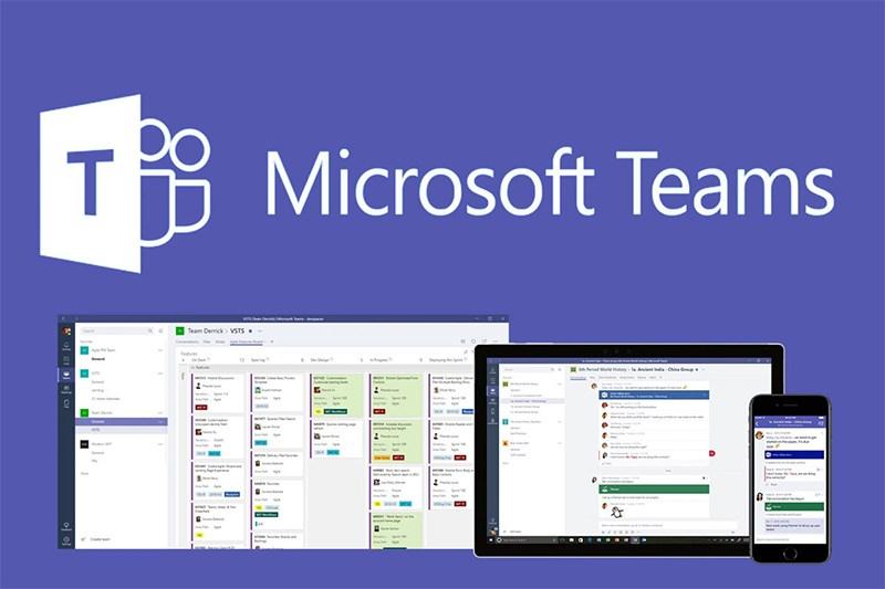 Họp trực tuyến với Microsoft Teams