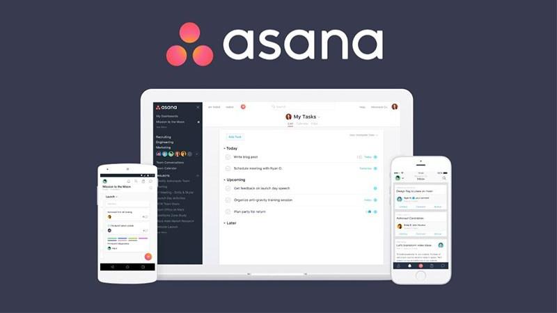Asana là phần mềm quản lý dự án tối ưu