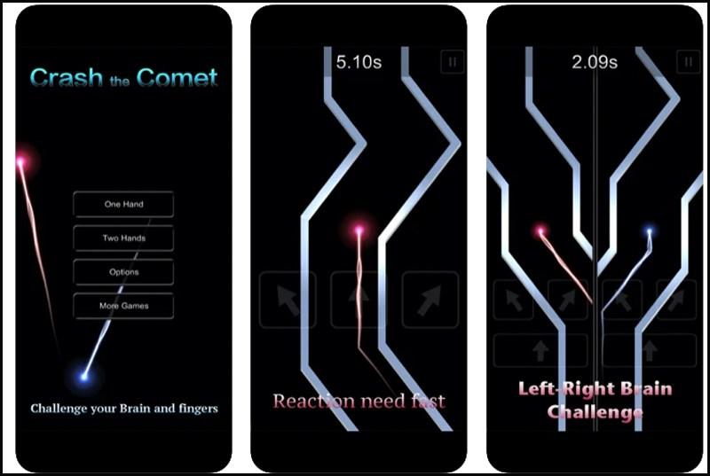 Crash the Comet