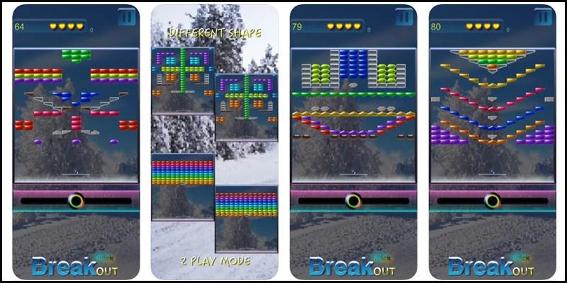 Break Brick Out - Fun to break