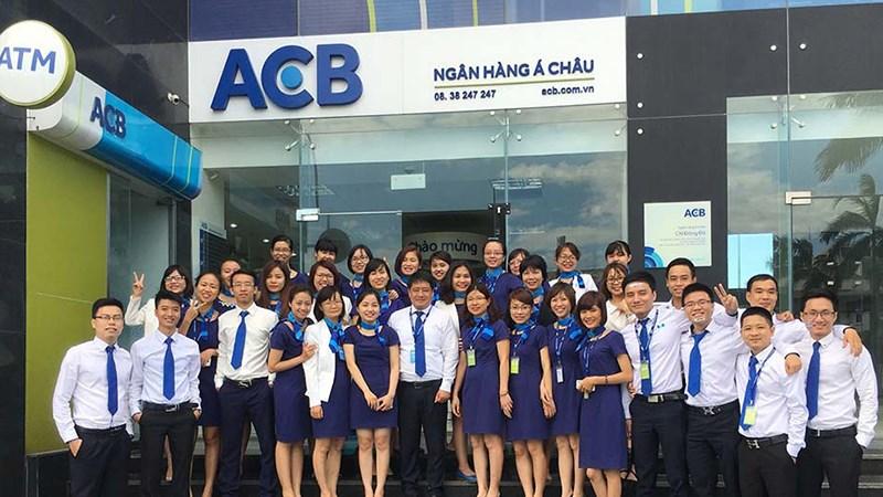 Giờ làm việc Ngân hàng Á Châu (ACB)