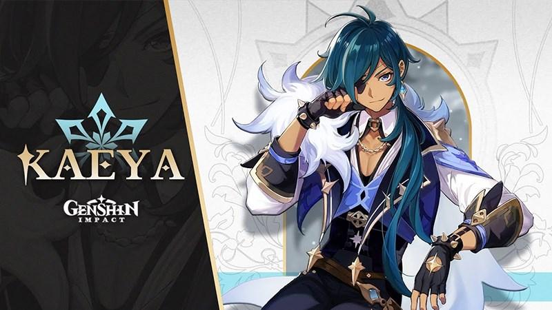 Nhân vật Kaeya