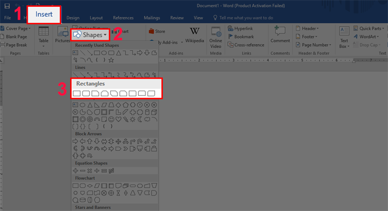 3 cách tạo khung trong Word cho cả trang và đoạn văn bản đẹp, dễ làm