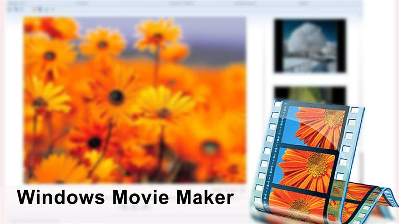 Phần mềm Windows Movie Maker