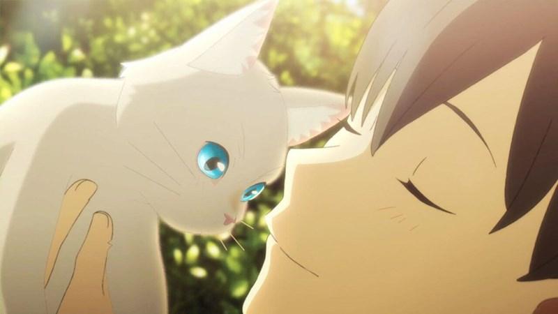 Khi Muốn Khóc, Tôi Đeo Mặt Nạ Mèo (A Whisker Away)