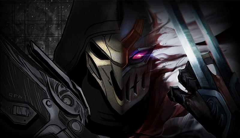 Zed có thể phát huy tối đa sức mạnh của mình trong giai đoạn đầu và giữa trận