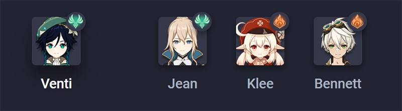 Team reference Jean