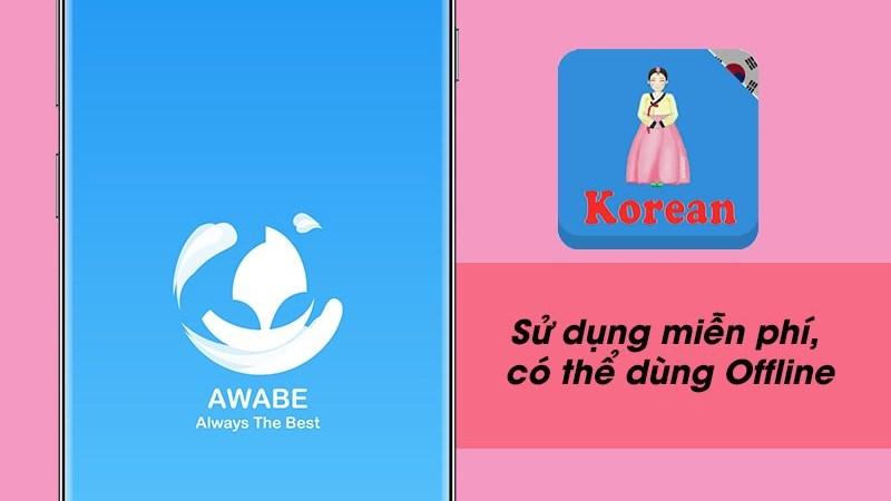 Học tiếng Hàn mỗi ngày - Awabe