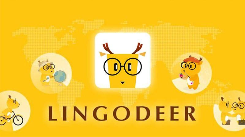 LingoDeer - Học tiếng Anh, Trung, Hàn, Nhật