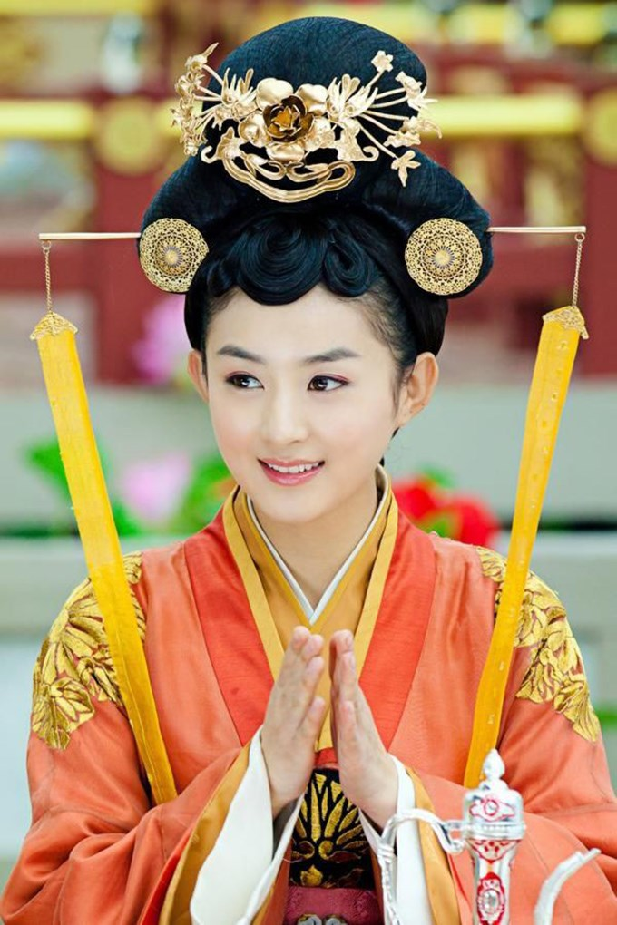 Nữ tể tướng xinh đẹp Triệu Lệ Dĩnh