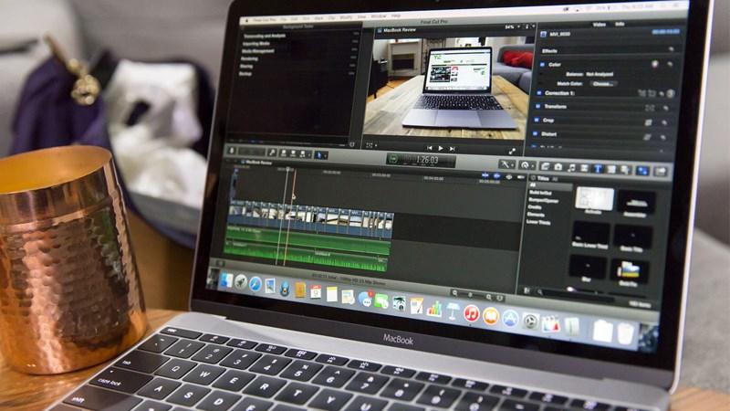 Phần mềm chỉnh sửa video, clip