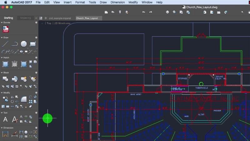 Phần mềm hỗ trợ thiết kế, xây dựng bản vẽ 3D