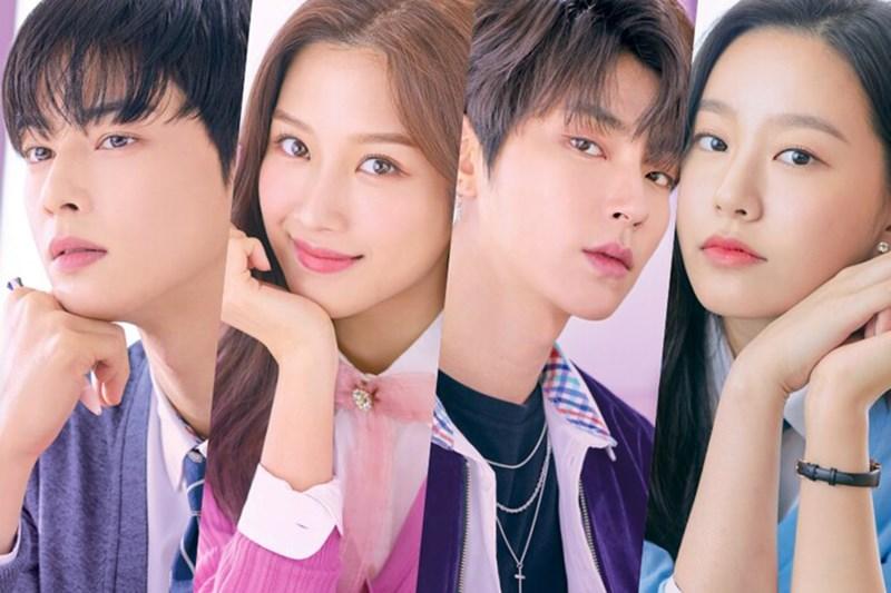 Dàn diễn viên xinh đẹp trong Nữ Thần Giáng Thế phim Hàn Quốc hay nhất về tình yêu