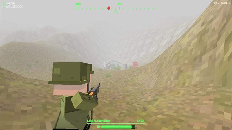 Game Lính đánh thuê