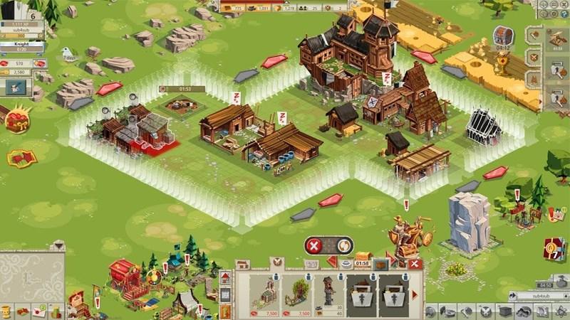 Game Đế chế Goodgame