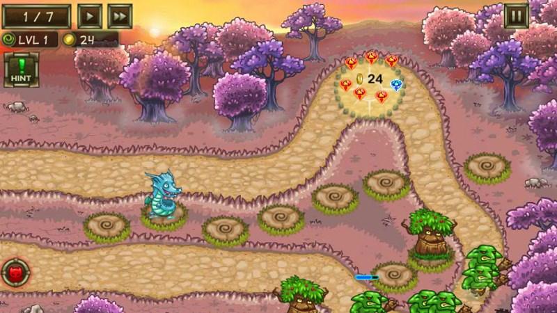 Game Người giữ rừng 3