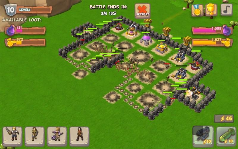 Game Bảo vệ ngai vàng