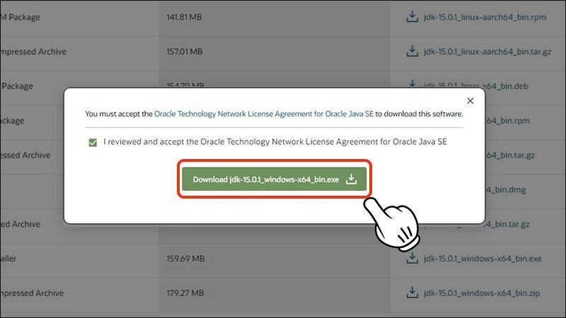 Hướng dẫn cách cài đặt JDK - Tải Java Development Kit miễn phí