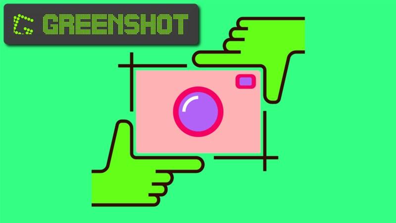 Phần mềm chụp màn hình Greenshot