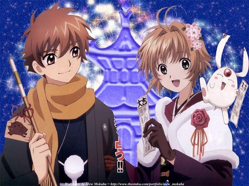 Sakura và Syaoran