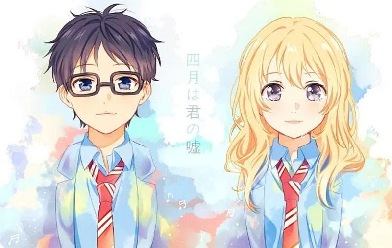 Kaori và Kōsei