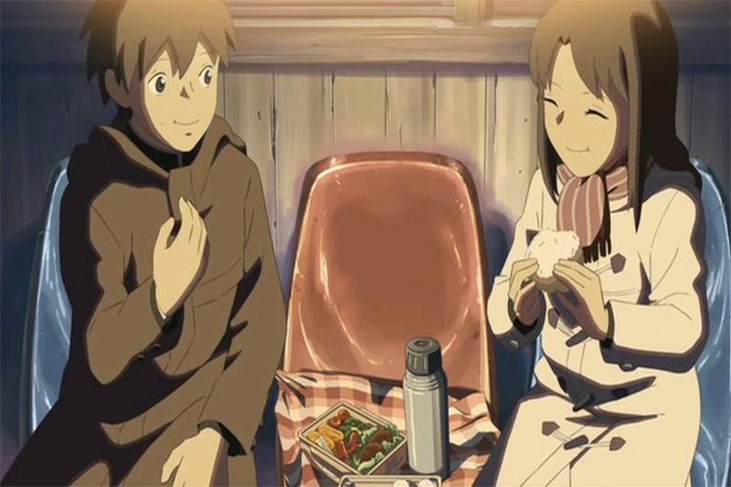 Takaki và Shinohara