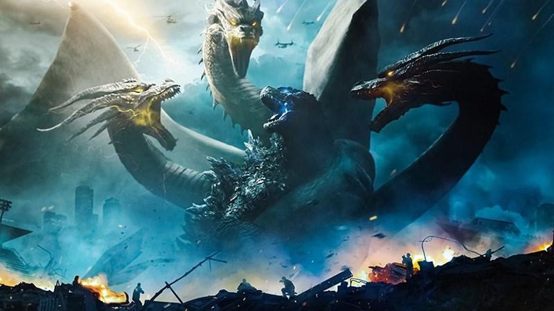 Tạo hình của King Ghidorah - quái vật 3 đầu trong Godzilla: King Of The Monsters