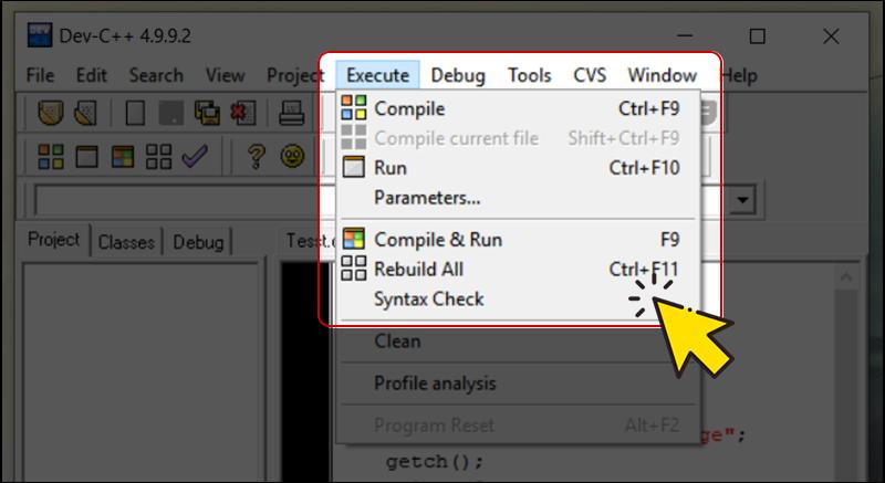 Cách tải và cài đặt IDE Dev C++ mới nhất | Compiler C++