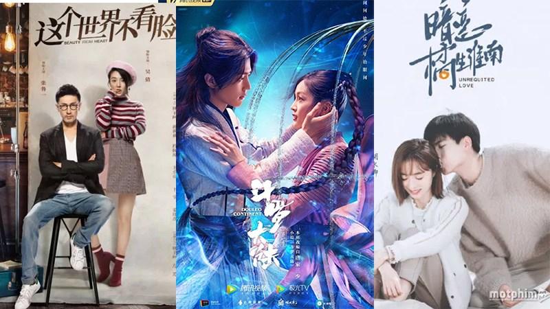 Top phim Trung Quốc hay, ra mắt dịp 2021