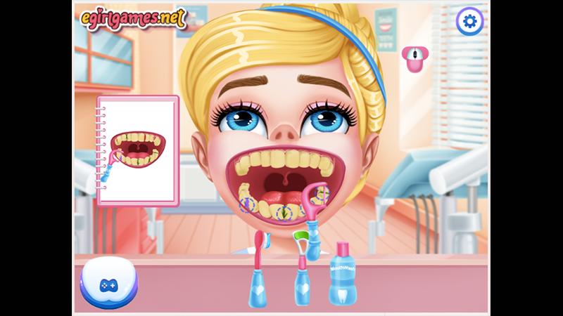 Công chúa đeo niềng răng
