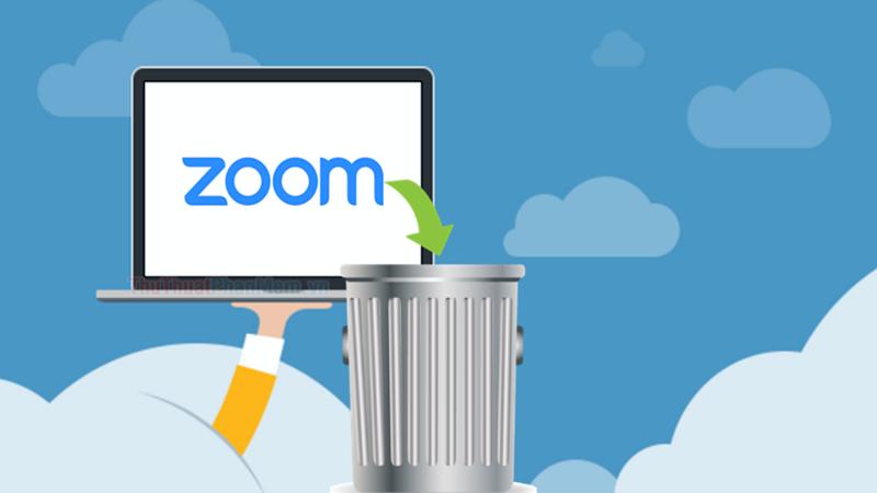 Xóa và tải lại ứng dụng Zoom