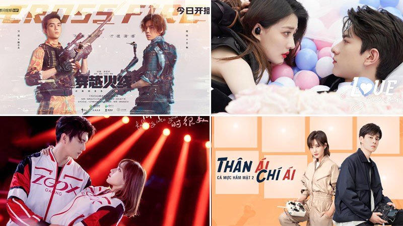 Top 9 phim về game thủ Trung Quốc hay nhất không nên bỏ qua