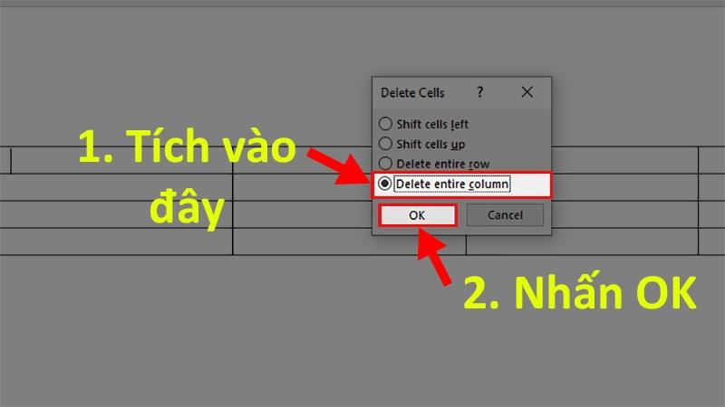 Cách thêm cột trong Word, PowerPoint nhanh chóng, đơn giản